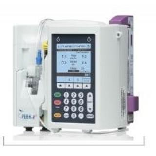 Pump Infusion Abbott Plum A+3 Refurbished Triple Channel Ea