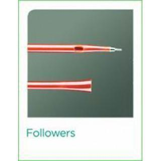 C.R. Bard Part #021114 - Follower Catheter Heyman 14fr Straight Tip 13.35