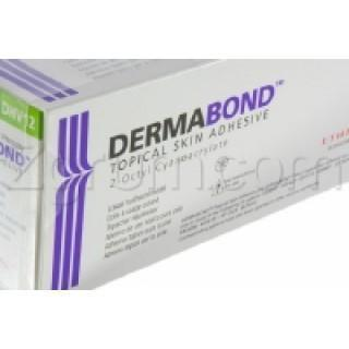 ADHESIVE, TOPICAL, DERMABOND, .25ML, EACH