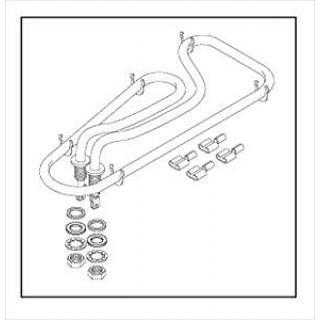 HEATER GASKET, EACH