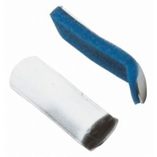 SPLINT, FINGER, CRVD, PADDED, 6