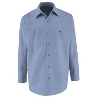 VF Workwear Part #SP14MB3XL - SHIRT, UNISEX INDUST WORK, 65P/35C, L / S, PET, EACH